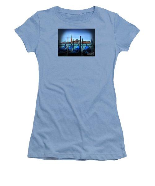 Isola Di San Giorgio, Venice, Italy IIi Women's T-Shirt (Junior Cut) by Al Bourassa