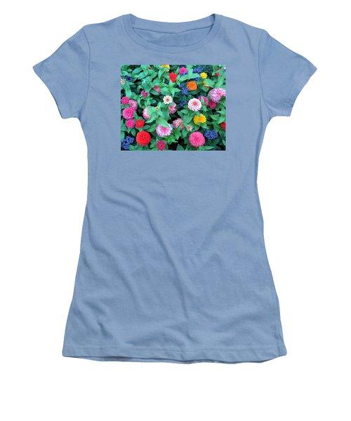 Jigsaw Puzzle? Women's T-Shirt (Junior Cut) by Betty Buller Whitehead