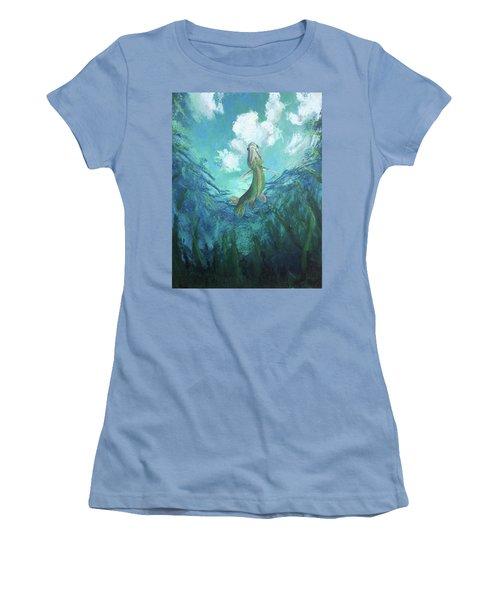 Joi De Vivre Women's T-Shirt (Junior Cut)