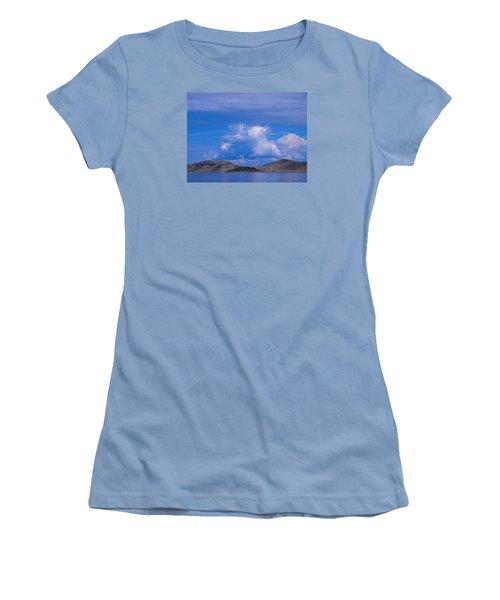 Kornati National Park Women's T-Shirt (Athletic Fit)