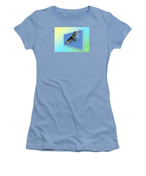 Life's Impermanence  Women's T-Shirt (Athletic Fit)
