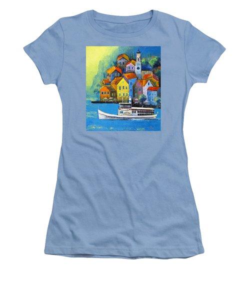 Limone Women's T-Shirt (Junior Cut) by Mikhail Zarovny