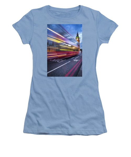 London Classic Women's T-Shirt (Athletic Fit)