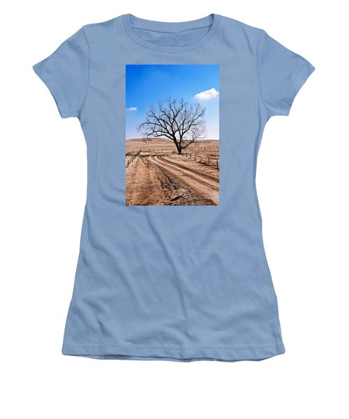 Lone Tree February 2010 Women's T-Shirt (Athletic Fit)