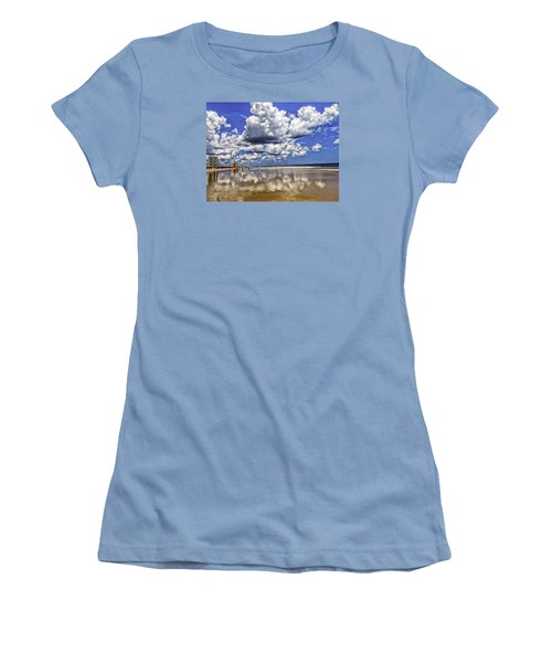 Low Tide Women's T-Shirt (Athletic Fit)
