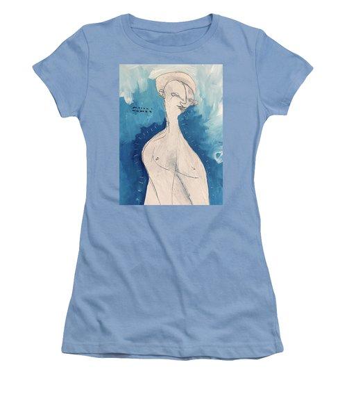 Mmxvii Saints No 1  Women's T-Shirt (Athletic Fit)