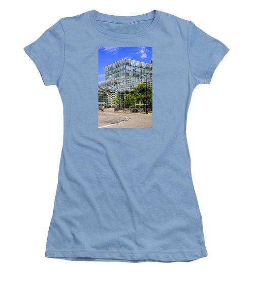 Modern Madison Women's T-Shirt (Junior Cut) by Chris Smith