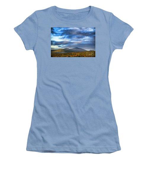 Morning Light Women's T-Shirt (Junior Cut) by Alana Ranney