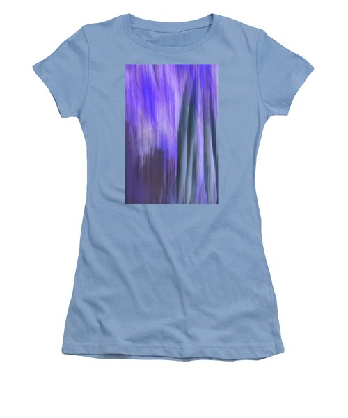 Moving Trees 37-36 Portrait Format Women's T-Shirt (Athletic Fit)