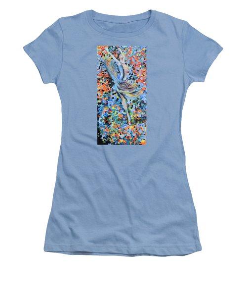 My Ballerina Women's T-Shirt (Junior Cut) by Gary Smith