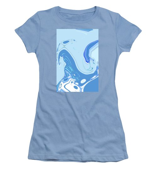 Mythic Coast Women's T-Shirt (Athletic Fit)