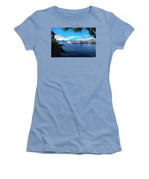 Naples Harbor Series 4054 Women's T-Shirt (Athletic Fit)
