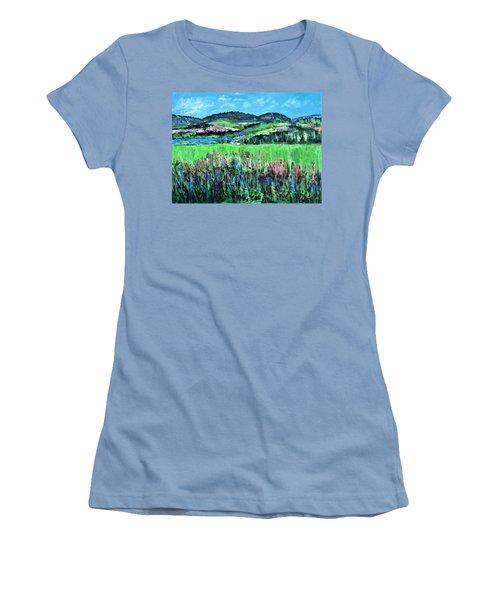 Near Cooperstown Women's T-Shirt (Junior Cut)