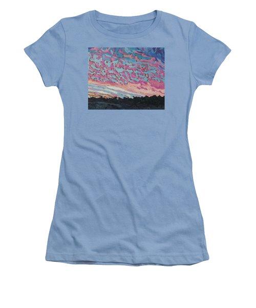 New Beginning Sunrise Women's T-Shirt (Athletic Fit)