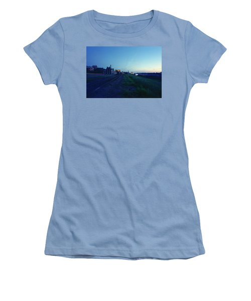 Night Moves On The Mississippi Women's T-Shirt (Junior Cut)