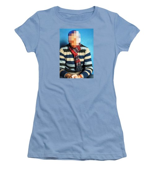 Women's T-Shirt (Junior Cut) featuring the photograph Nor That by Prakash Ghai