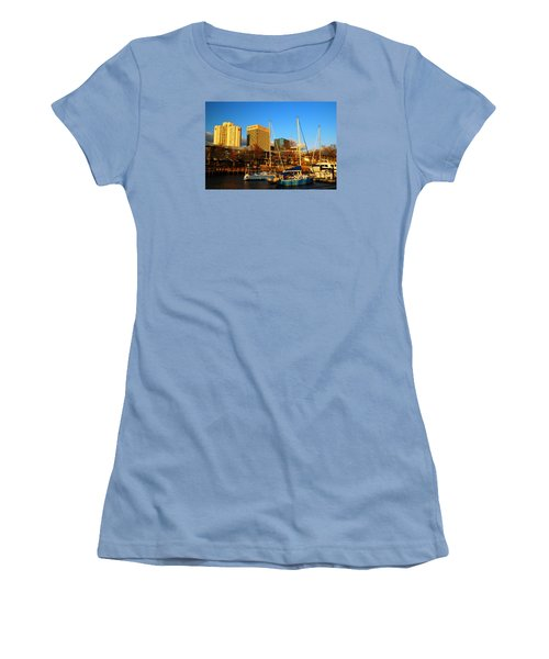 Norfolk From Waterside Women's T-Shirt (Junior Cut)