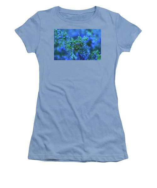 Northern Constellations Women's T-Shirt (Athletic Fit)