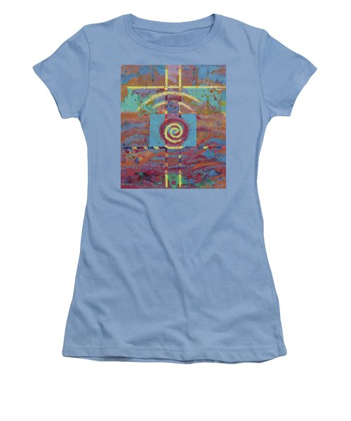 Nothing Very Much To See Women's T-Shirt (Athletic Fit)