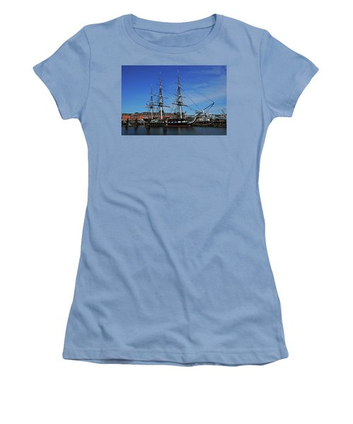 Old Ironsides Women's T-Shirt (Athletic Fit)
