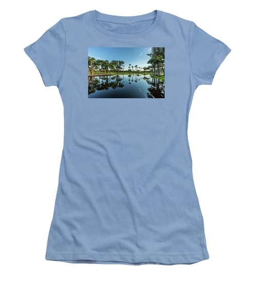 Osprey Point Kiawah Island Resort Women's T-Shirt (Athletic Fit)