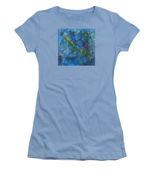 Outer Limits Women's T-Shirt (Athletic Fit)