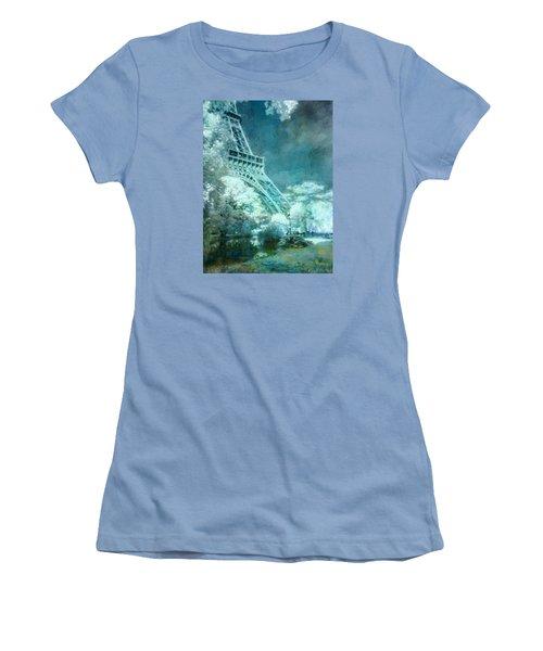Parisian Dream Women's T-Shirt (Athletic Fit)