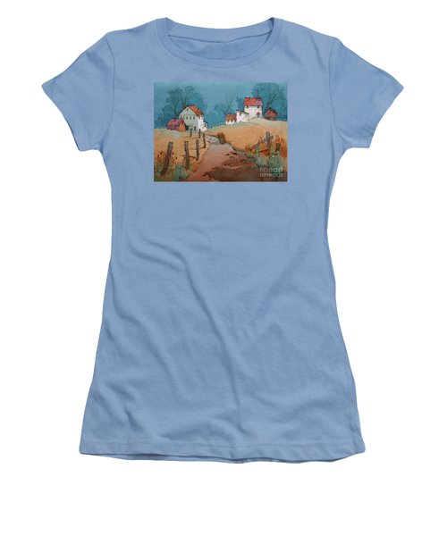 Past Perfect Women's T-Shirt (Athletic Fit)