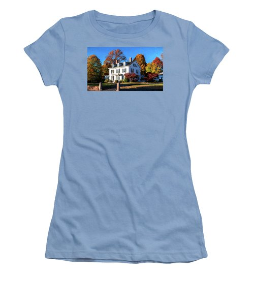 Pond Street Life In Jp Women's T-Shirt (Athletic Fit)