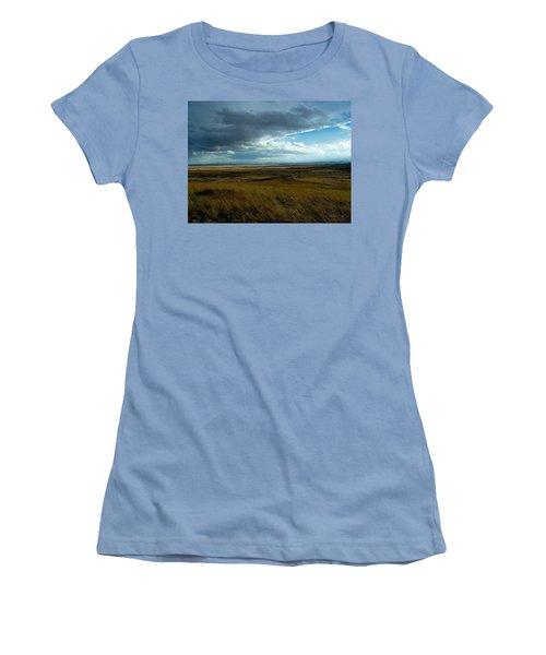 Prairie Storm Women's T-Shirt (Junior Cut)