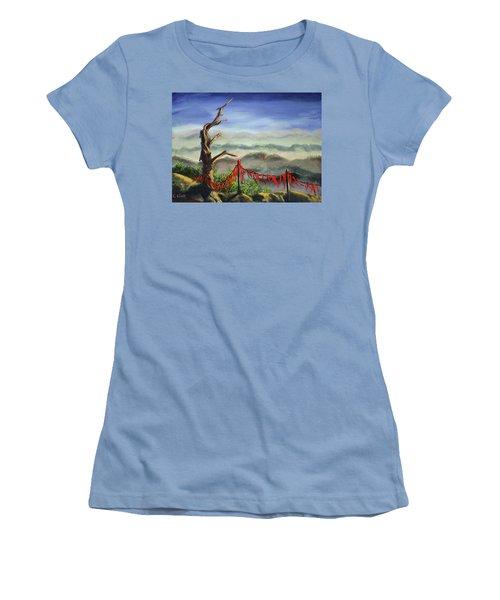 Prayer Flags Women's T-Shirt (Athletic Fit)
