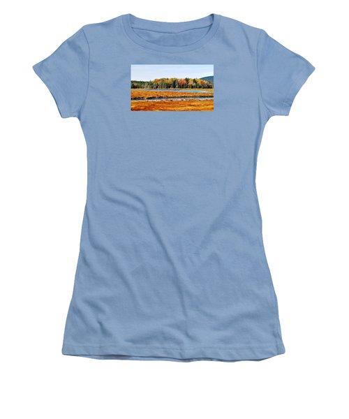 Pretty Marsh 2 Women's T-Shirt (Junior Cut)