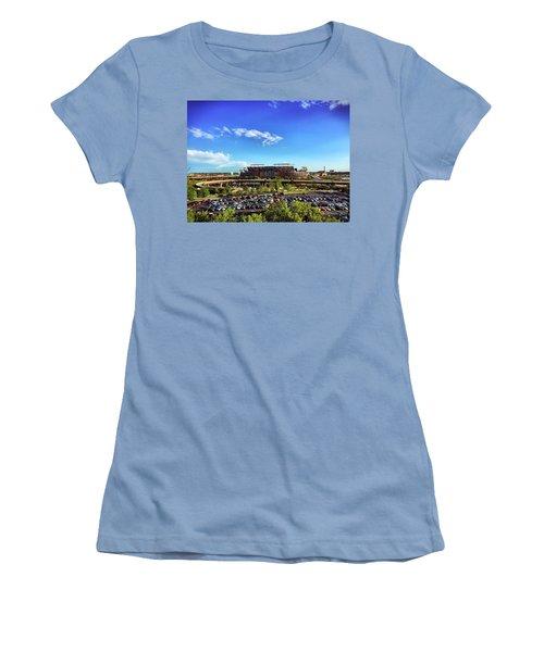 Ravens Stadium Women's T-Shirt (Athletic Fit)