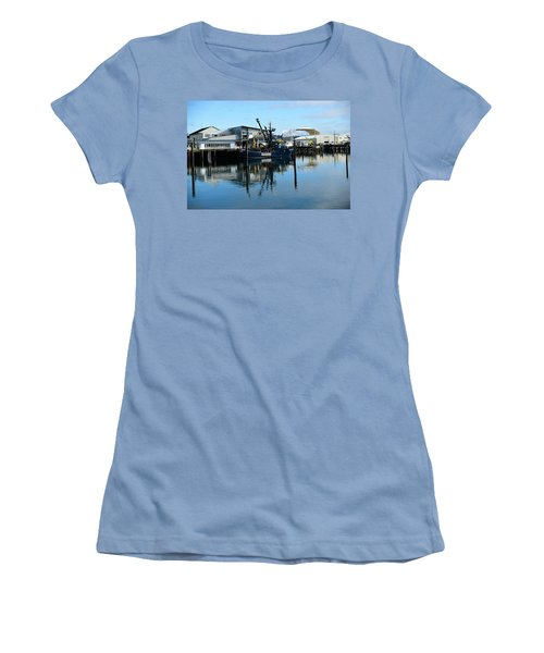 Ready For Launch Women's T-Shirt (Athletic Fit)