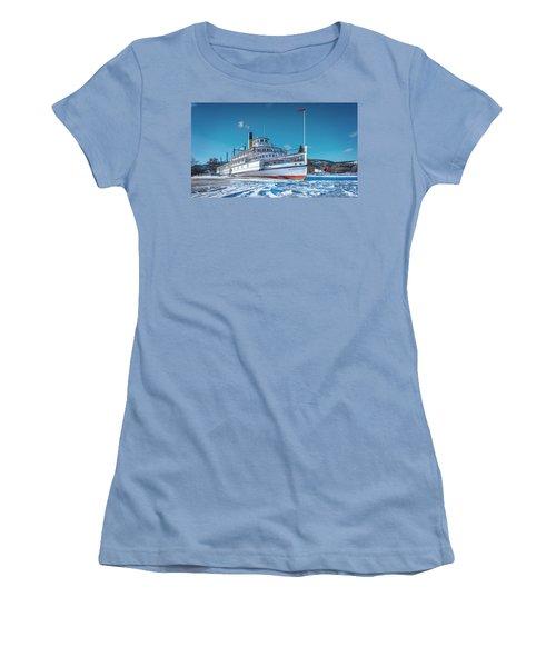 S. S. Sicamous Women's T-Shirt (Athletic Fit)