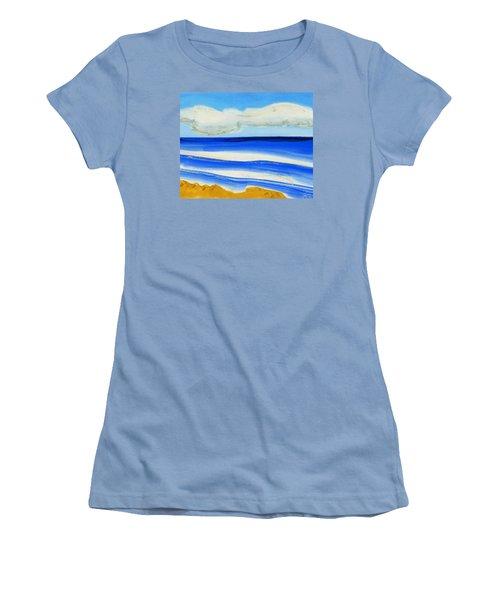 San Juan, Puerto Rico Women's T-Shirt (Athletic Fit)