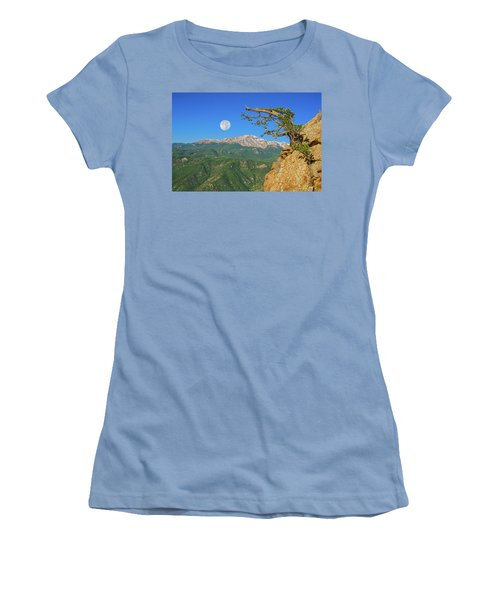 Sanctity Of Nature, The Impetus Behind My Photography Women's T-Shirt (Athletic Fit)
