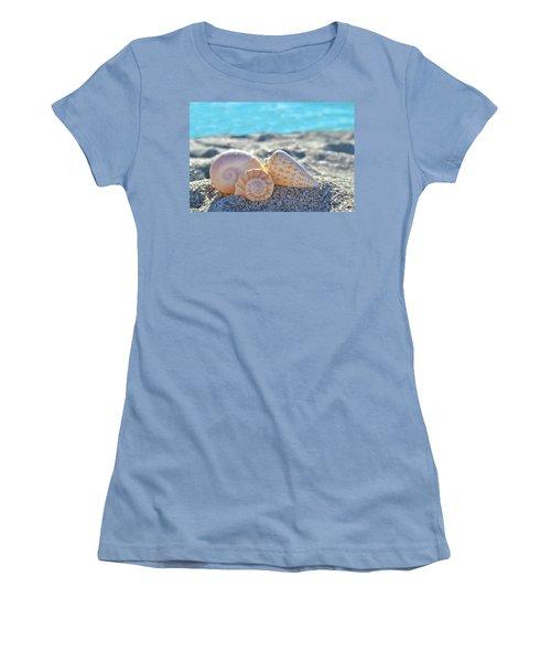 Sanibel Treasures  Women's T-Shirt (Athletic Fit)