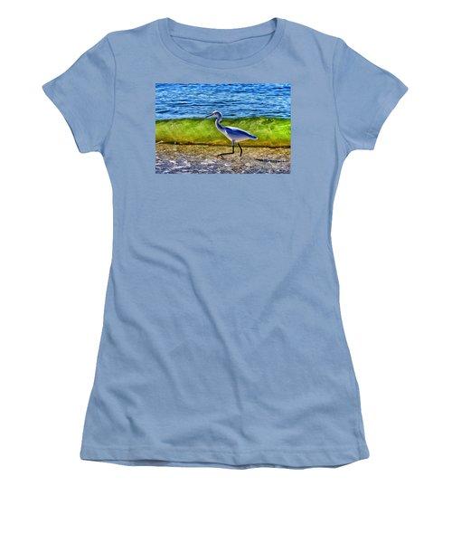Scrambling Women's T-Shirt (Athletic Fit)