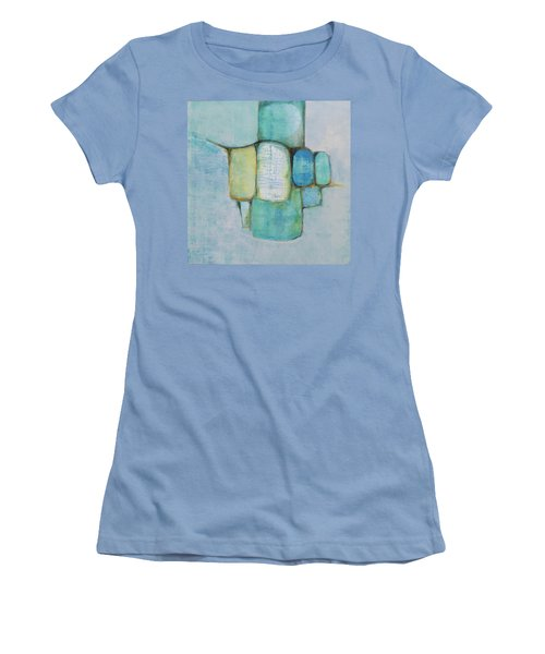 Sea Glass 2 Women's T-Shirt (Athletic Fit)