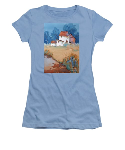 Shadow Play Women's T-Shirt (Athletic Fit)