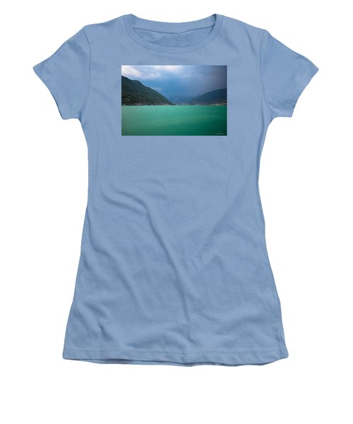 Signs Of Autumn Women's T-Shirt (Junior Cut) by Cesare Bargiggia