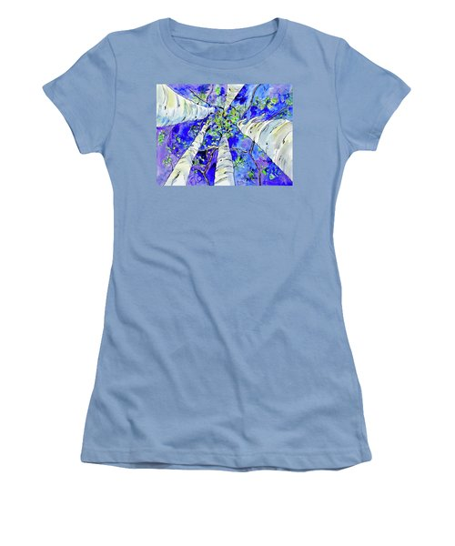 Skyward Women's T-Shirt (Athletic Fit)
