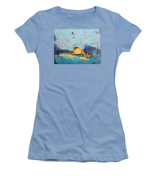 Soleil De Joie, Extrait Women's T-Shirt (Athletic Fit)