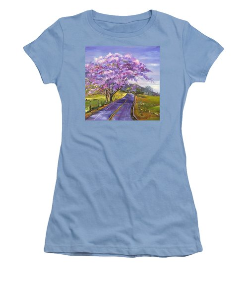 Some More #hawaii Dreaming... This Women's T-Shirt (Athletic Fit)