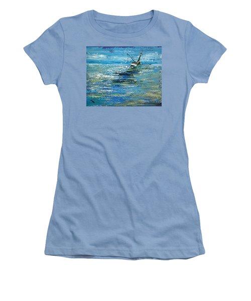 Soups On Women's T-Shirt (Junior Cut)