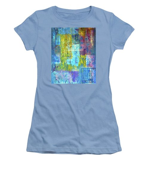 Spring Into Summer Women's T-Shirt (Athletic Fit)