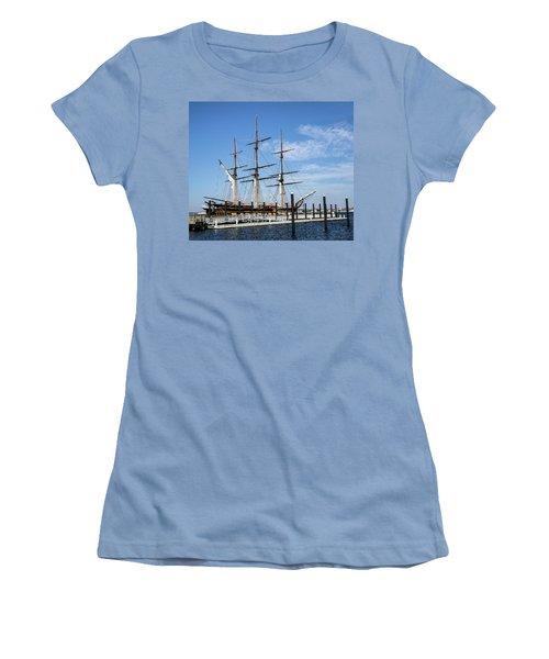 Ssv Oliver Hazard Perry Women's T-Shirt (Junior Cut) by Nancy De Flon