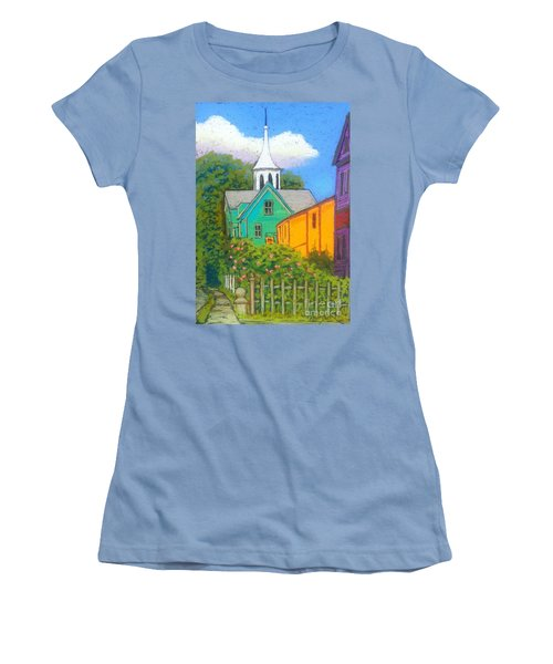 St.george Street  Women's T-Shirt (Athletic Fit)
