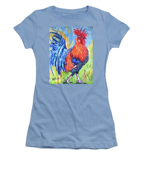 Struttin Women's T-Shirt (Athletic Fit)